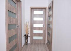 Interiérové dveře jsou klenotem každé domácnosti