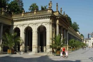 Karlovy Vary kolonáda