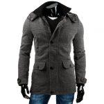 Dokážete si vybrat z pánských kabátů?